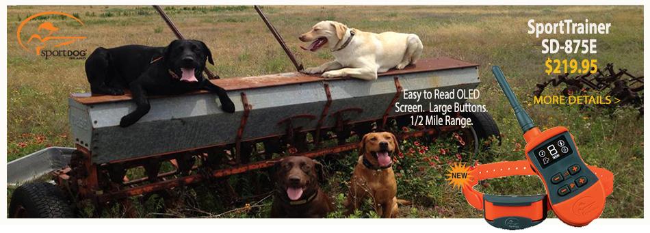 Dog Training Collars Gps Dog Tracking E Collars Bark