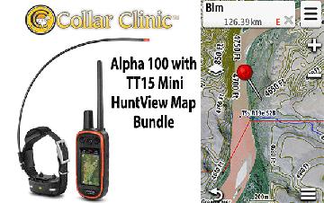 Collar Clinic: Garmin HuntView GPS Maps