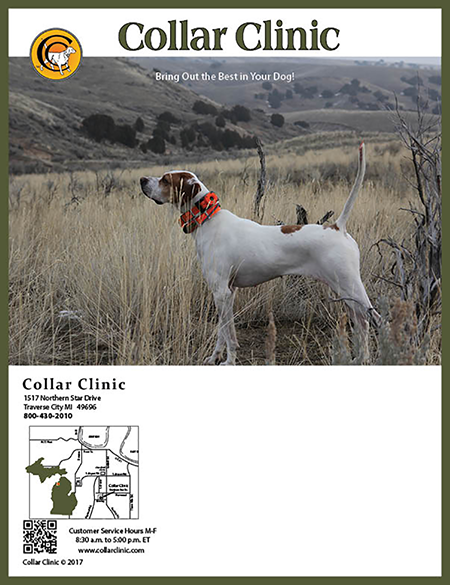 Collar Clinic Free Catalog 2017 Dog Training Equipment