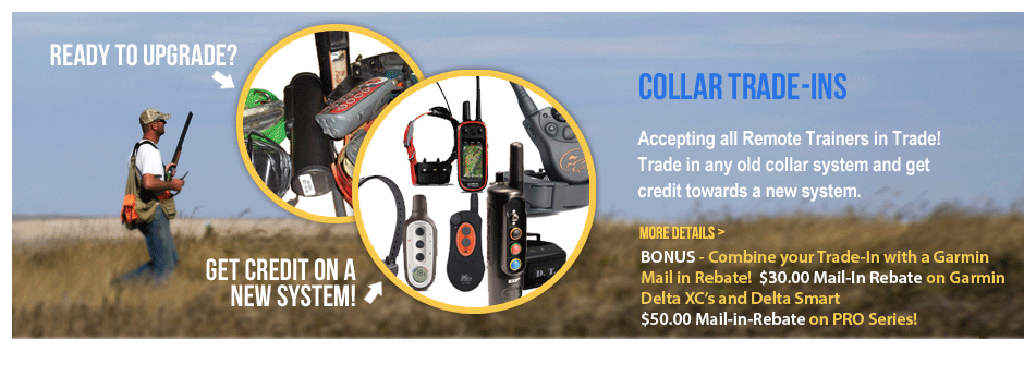 repair or trade your e-collar