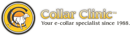 Collar Clinic Your e-collar Specialist since 1988 Logo